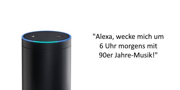 Alexa Mit Musik Wecken